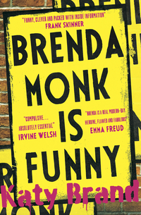 Brenda Monk Is Funny cover